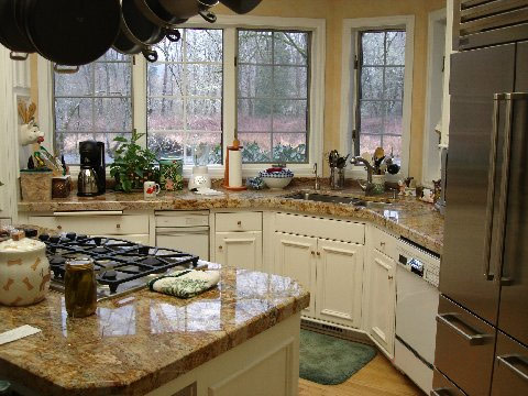 Imagine Your Dream Kitchen With Granite Countertops or Quartz Countertops!