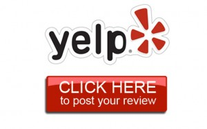 Yelp Review Button for Infinity Countertops