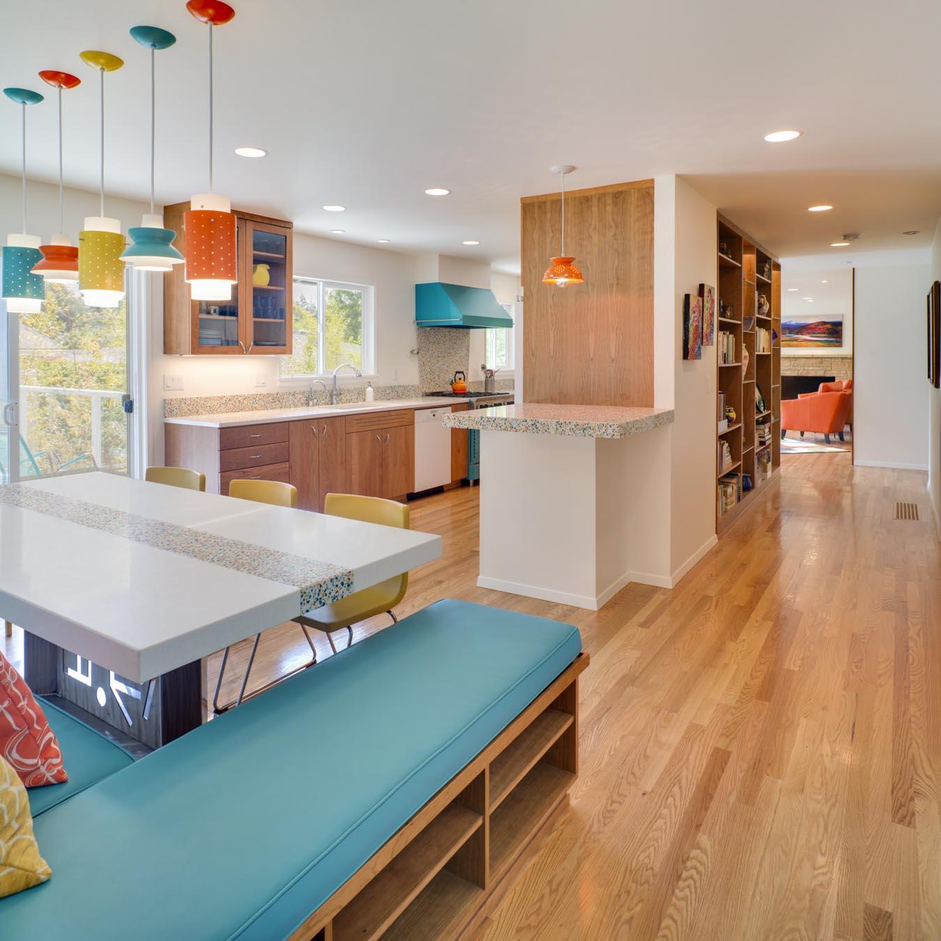 Complete Kitchen Remodel   Portland Marble Works