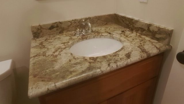 Transform Your Bathroom Vanity with Natural Granite