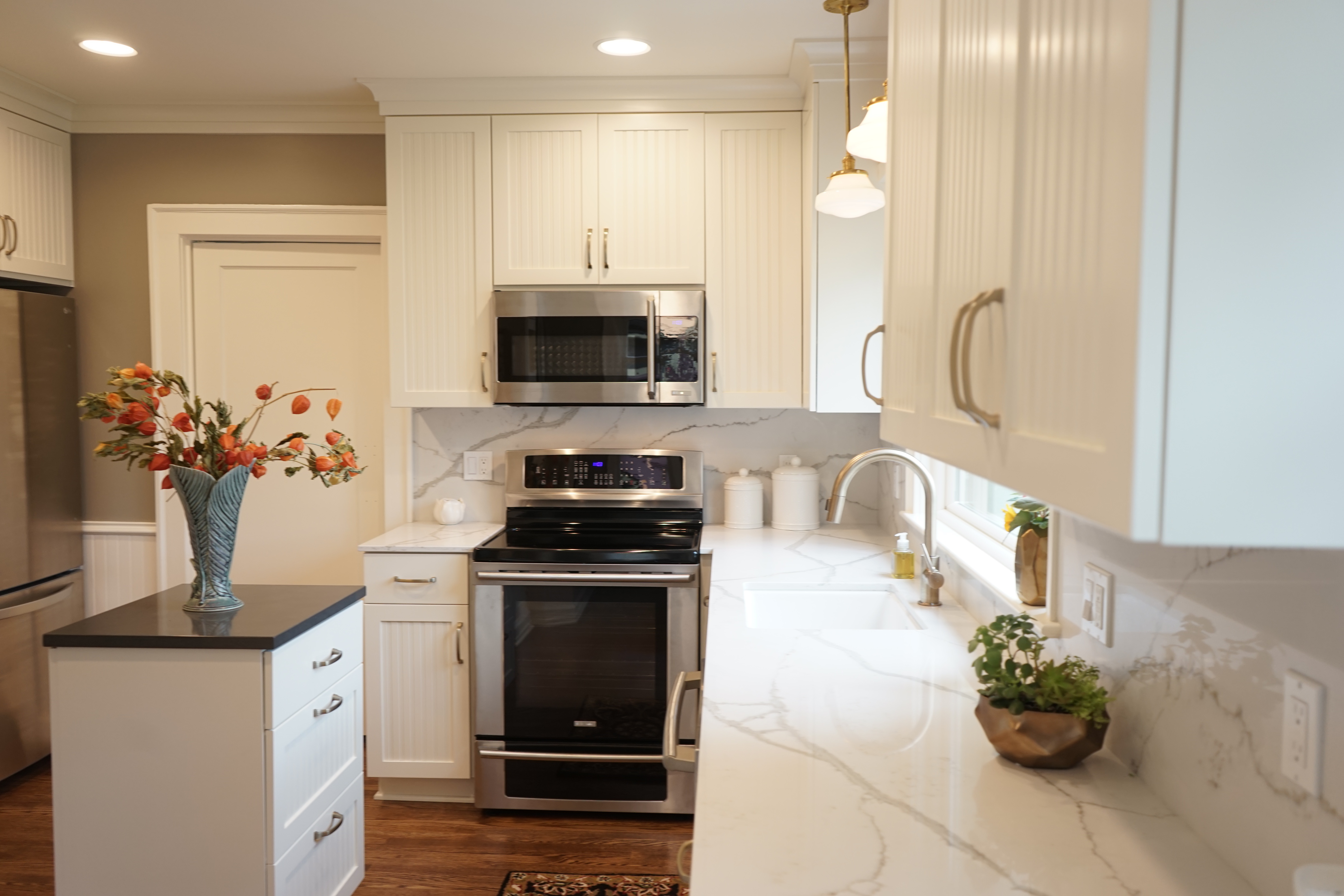 New kitchen counters
